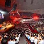 The Moranbong Band's Second Performance, Pyongyang | Rodong Sinmun, July 31, 2012