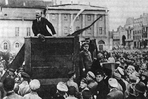 "In the 1960s and 70s, Soviet citizens could criticize most things with relative impunity, but not the ""Lenin Myth."" 