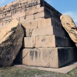 Koguryo-era tomb in the city of Jian, Jilin Province, PRC. | Image: Destination Pyongyang/Sino-NK