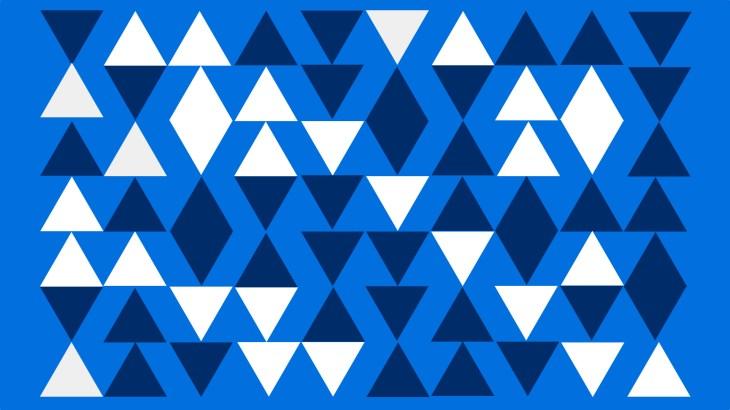 blue-triangles