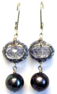 Dana Kellin Earrings - Sioux Eagle Designs