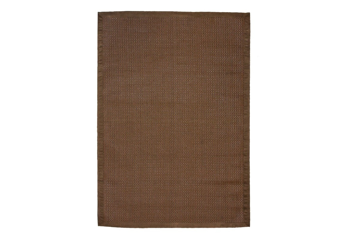 Tapis Salon Marron Tapis Straw 140x200cm Marron Tapis Salon