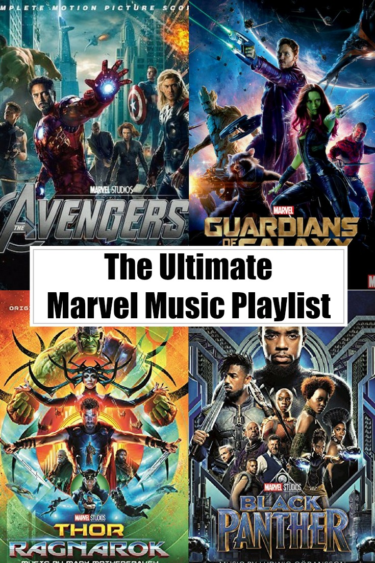 Movel Moveis The Ultimate Marvel Movies Music Playlist Sippy Cup Mom