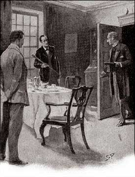 The Hound of the Baskervilles – Chapter 1: Mr. Sherlock Holmes
