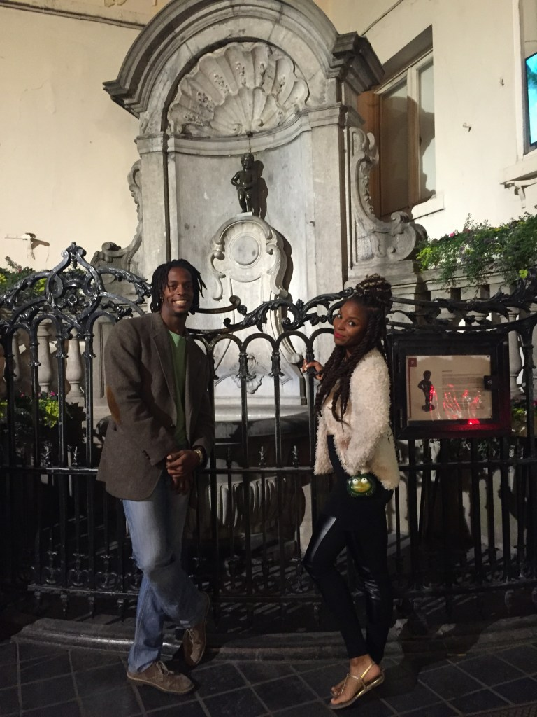 mannequin pis, things I learned in Europe