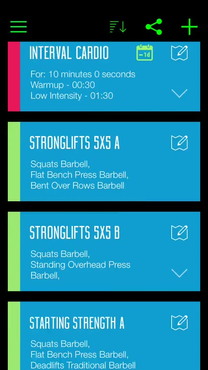 Fititude - Cardio, Workout, Exercise tracker and full log with music