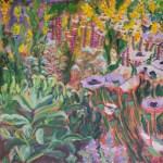 'Flower Garden Series' by Siri Ekman