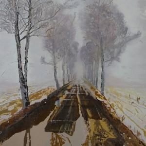'Bridge Over Muddy Water' by Siri Ekman