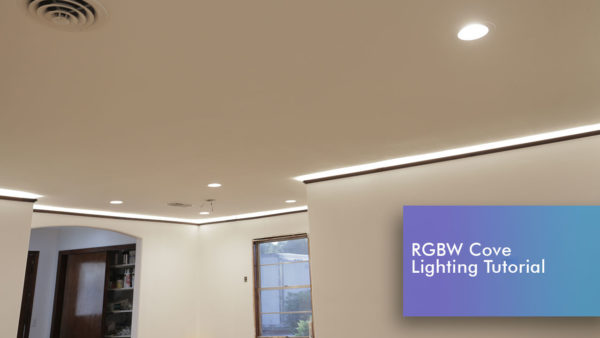 High Quality RGBW LED Strip Constant Voltage AcuVibrant™ 2700K