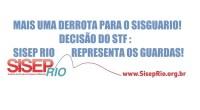 Supremo Tribunal Federal decide uma vez mais que o SISEP RIO é o Representante dos Guardas Municipais do Rio de Janeiro! Confira a íntegra da decisão publicada em 05/04/2016. Processo […]