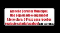 Prezados servidores do município do Rio de Janeiro, o SISEP RIO informa que por ser conhecedor da legislação vigente (Lei 9504/97 – art. 73 c/c art. 7º), convocou para o […]