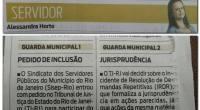 O Sisep-Rio tomou conhecimento da demanda por força do trabalho dos advogados da entidade, Vanessa Palomanes e Frederico Sanches. Agora, o Órgão Especial apreciará o cabimento do IRDR, bem como […]