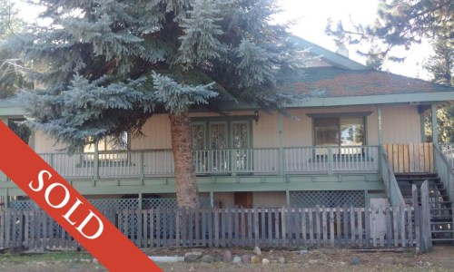 Sold-2015-Single Family Homes in Northern California - McCloud