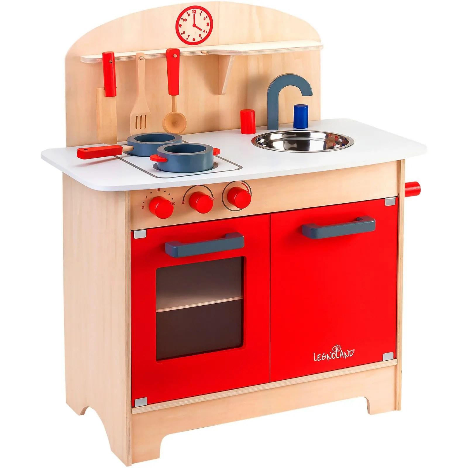 Cucina X Bambini In Legno   Costruire Cucina In Legno Per Bambini