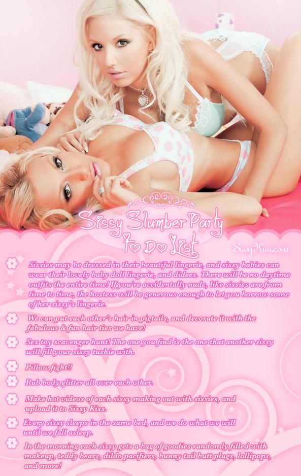 sissy rules captions