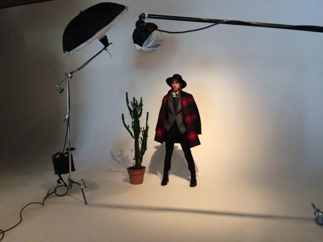 Wallflower shoot with Trevor Paulhus
