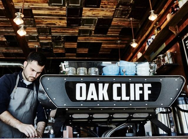 Oak Cliff Coffee Roaster Photo