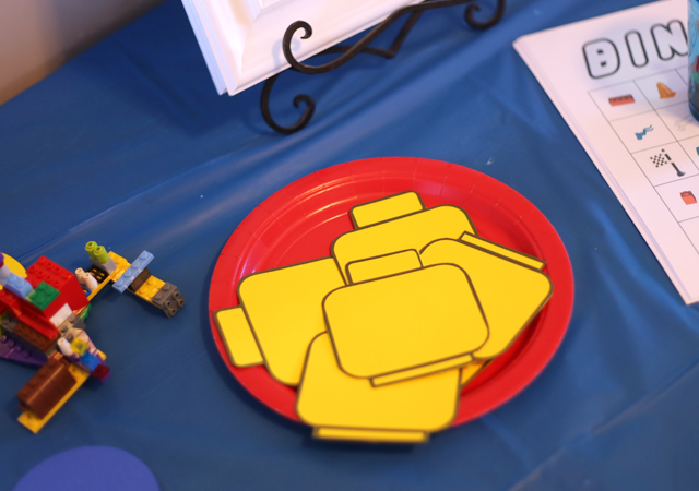 Printable Lego Party Game - My Sister\u0027s Suitcase - Packed with