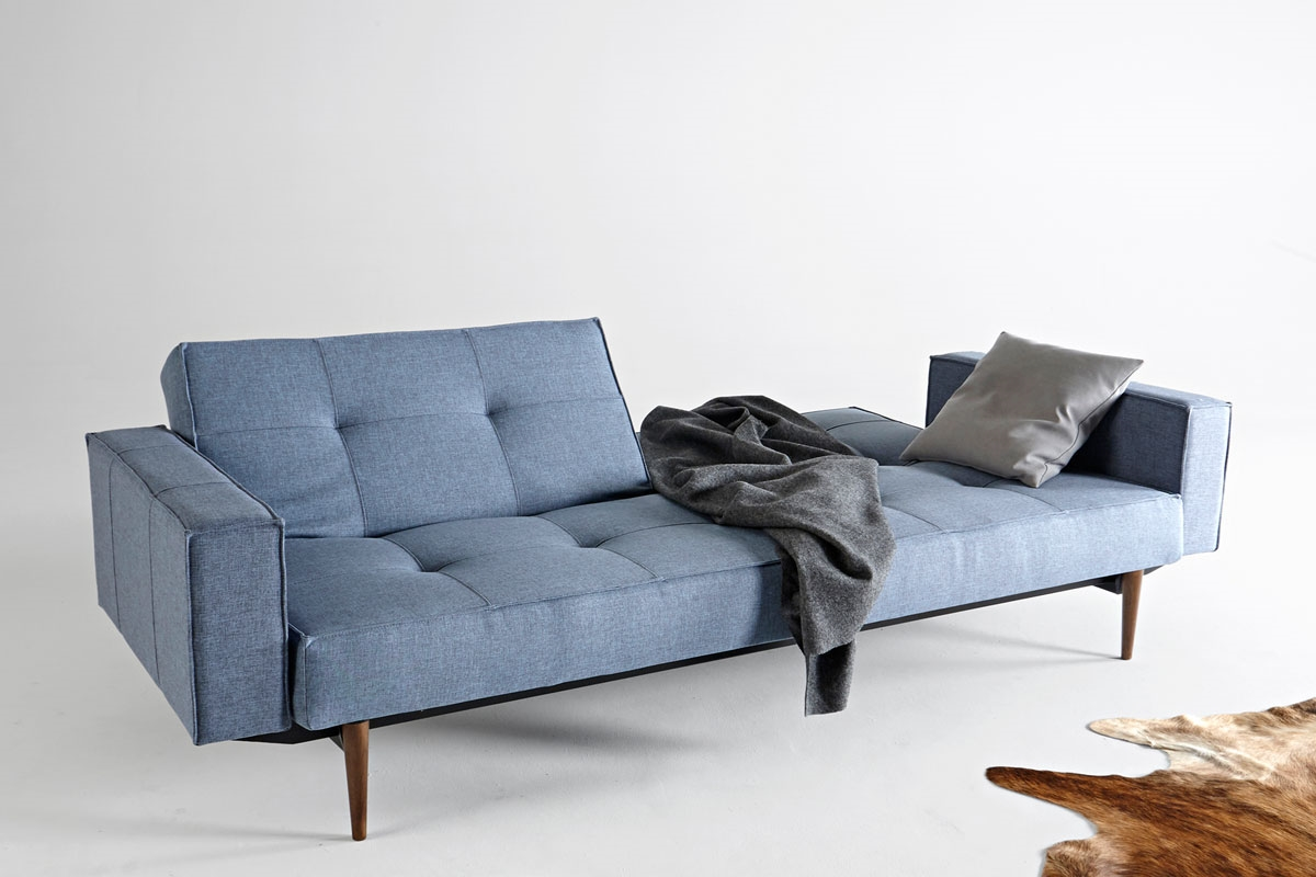 Per Weiss Sofa Bed Uk Splitback Sofa Bed With Arms
