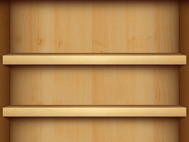 Iphone 5 Wallpaper Hd Shelves Here S 5 Awesome Ios Wallpapers To Keep Things Fresh This