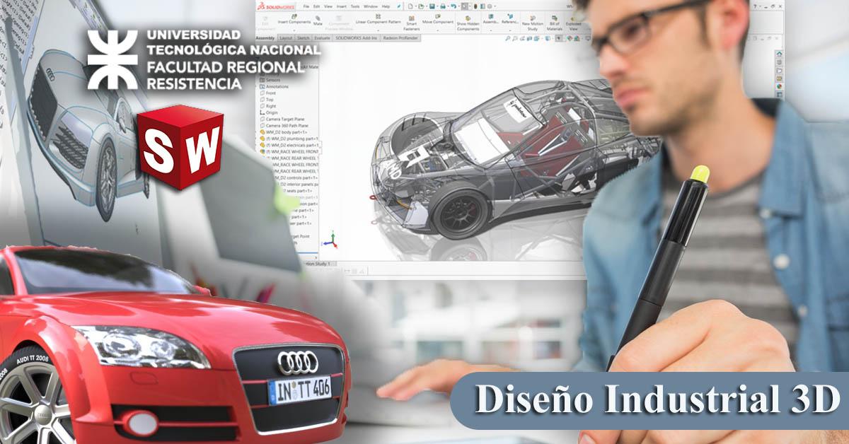 Diseño Industrial con Solidworks