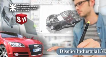 Diseño Industrial Solidworks V1