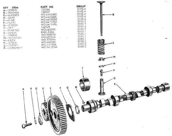 l134 engine diagram
