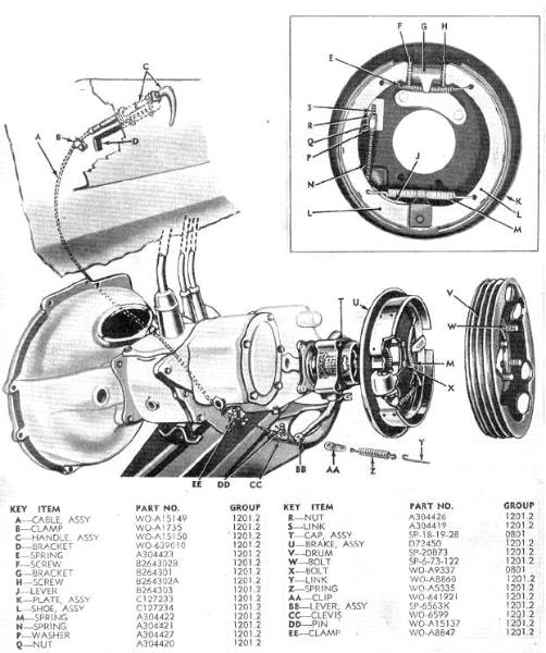 1944 ford jeep motor diagram