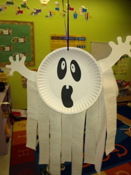 Halloween Ghost Crafts Halloween Crafts Easy Halloween