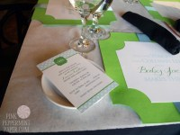 Informal Baby Shower | Pink Peppermint, the blog