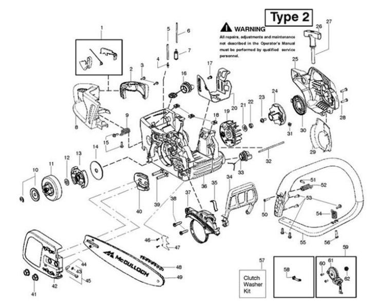 in line fuel filter repair kit