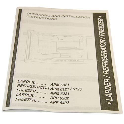 Hygena Fridge  Freezer Instruction Manual - Part Number 461303053 - instruction manual