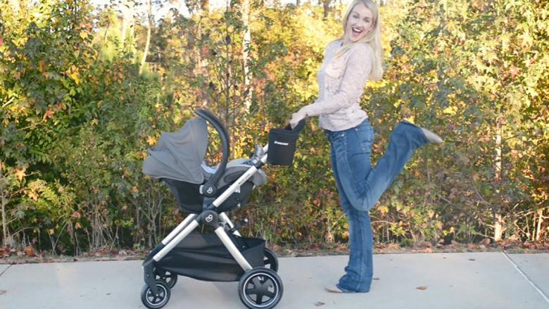 Maxi-Cosi® Adorra Stroller in Nomad Sand - Bed Bath  Beyond