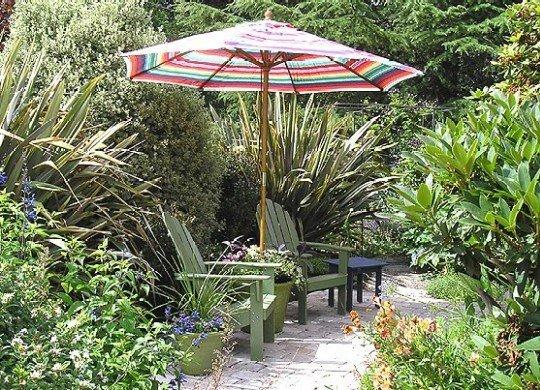 Easy Diy Flowerpot Umbrella Stand