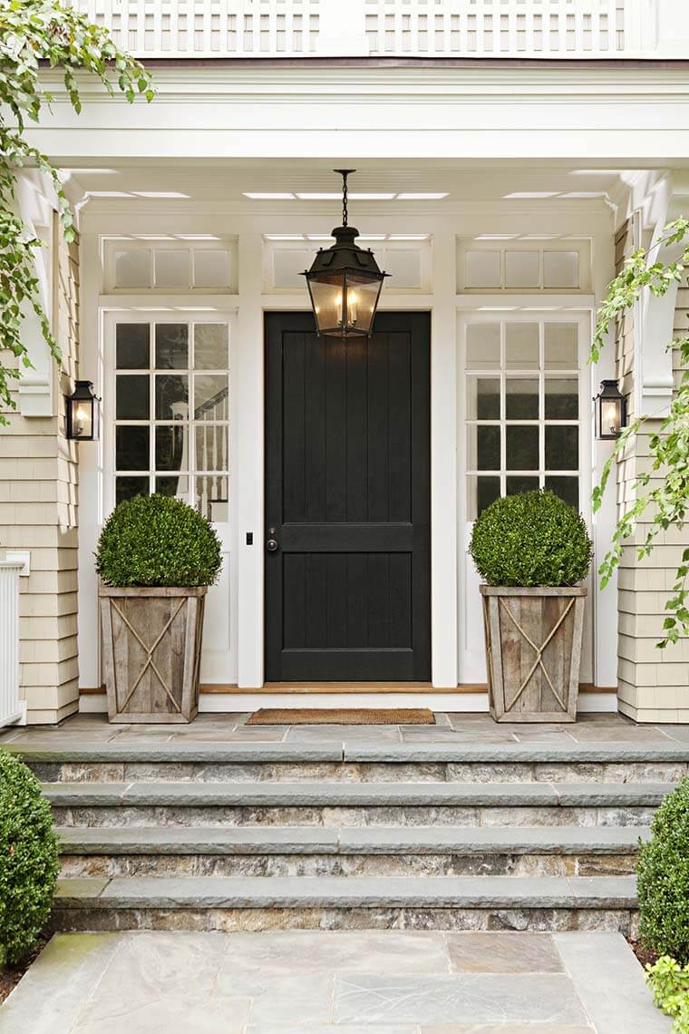 Mobilier Exterieur Castorama 15 Unique Front Door Flower Pots To Wow Your Guests
