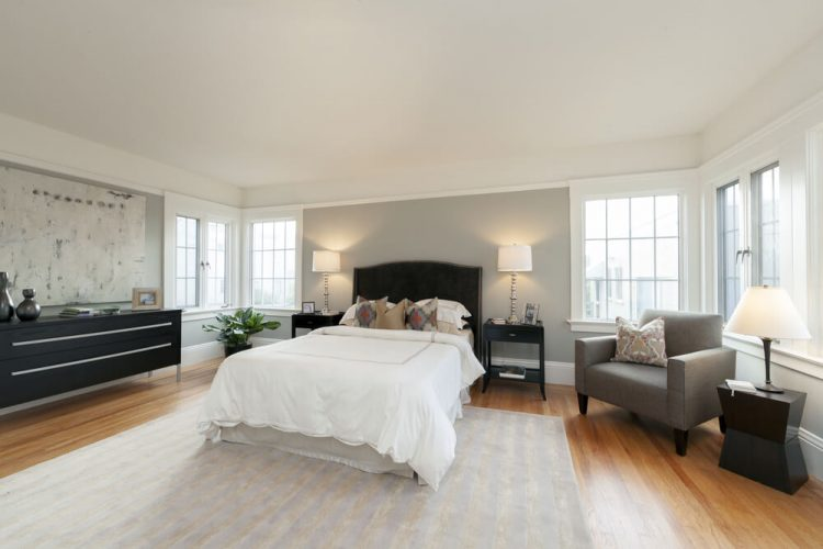 30+ Wood Flooring Ideas and Trends for Your Stunning Bedroom - bedroom floor ideas