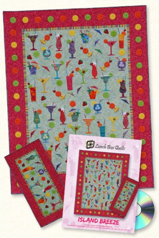 Island Breeze By Lunch Box Quilts