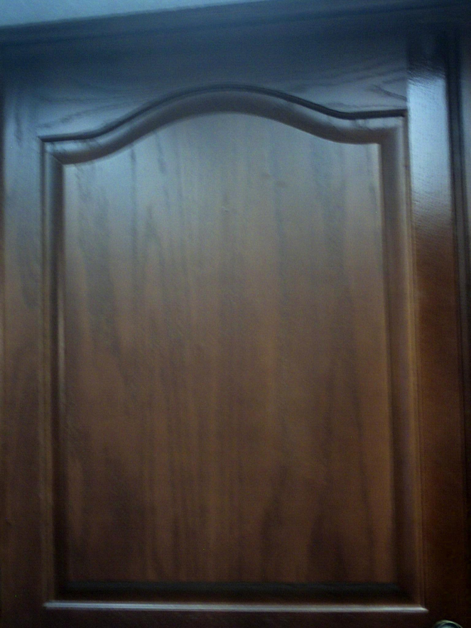 dark cabinet refinishing oak kitchen cabinet doors Upper Corner cherry wood kitchen cupboard cabinets refinished Closeup of refinished cherrywood kitchen cupboard door
