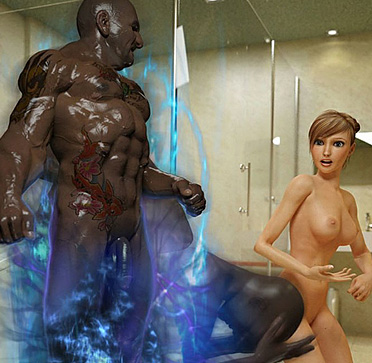 3d incest comics