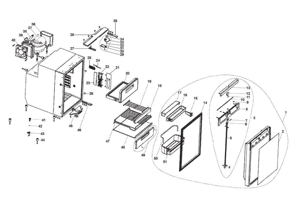 thetford 3 way fridge wiring diagram