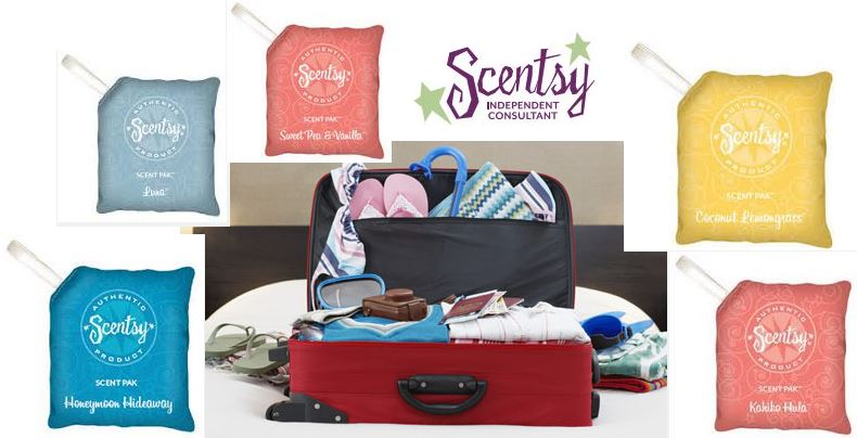 Scentsy Scent Paks Scentsy Fragrance Scent Paks