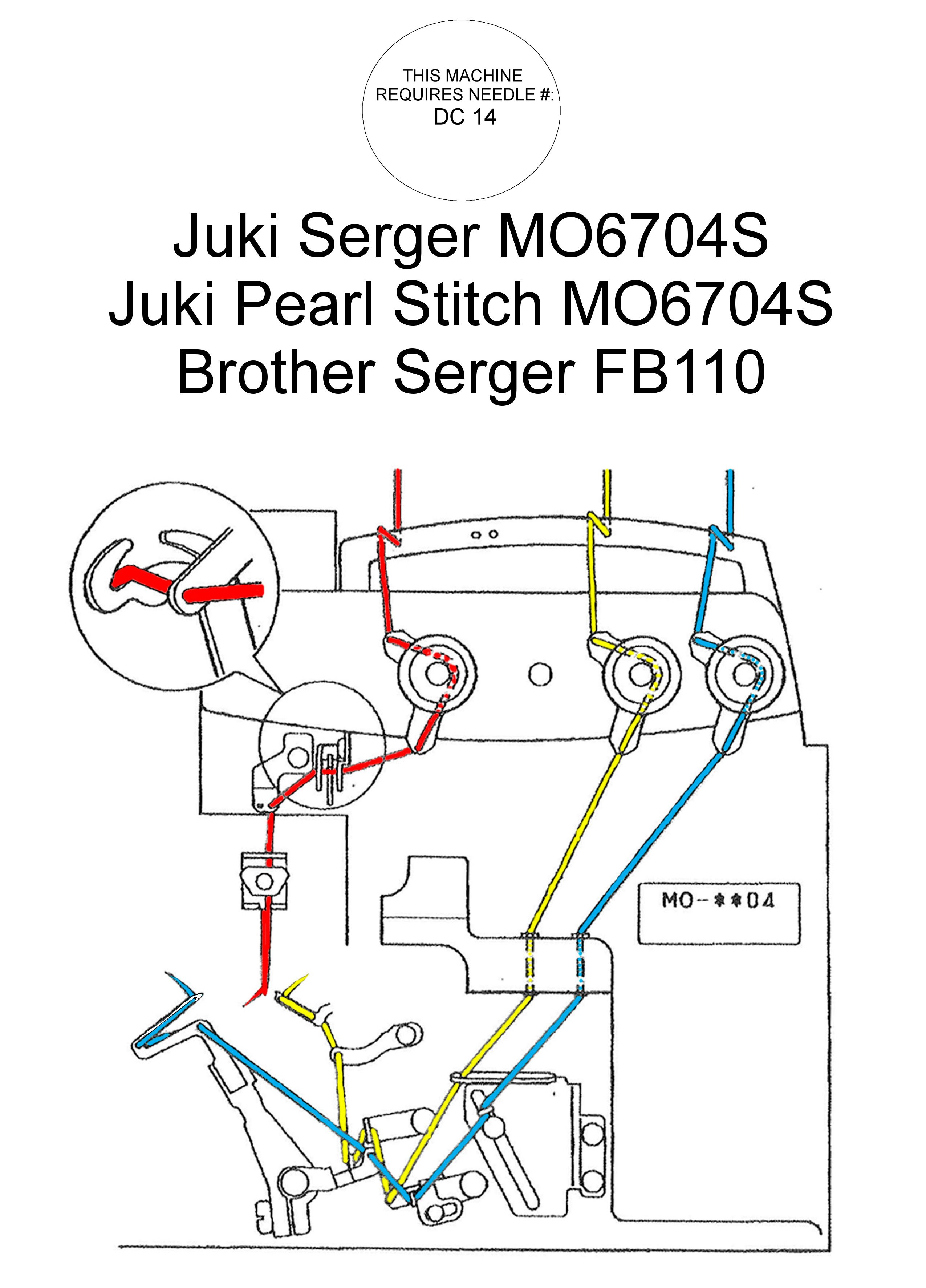 Singer Sewing Machine Parts Diagram 35 Wiring Auto Brother Threading Diagrams Parsons Sof
