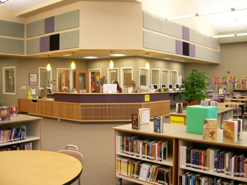 Sierra Vista Middle School Library  Media Center