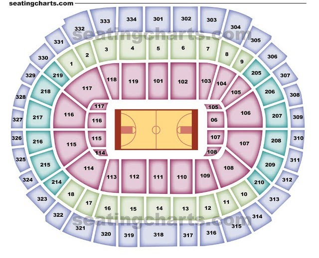 Staples Center Lakers Seating Chart - The staples center los angeles