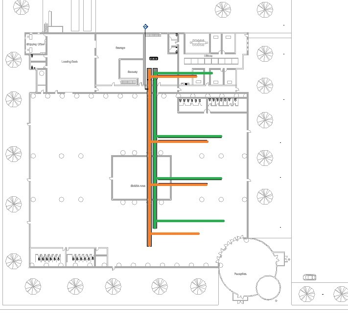 air conditioning system schematic