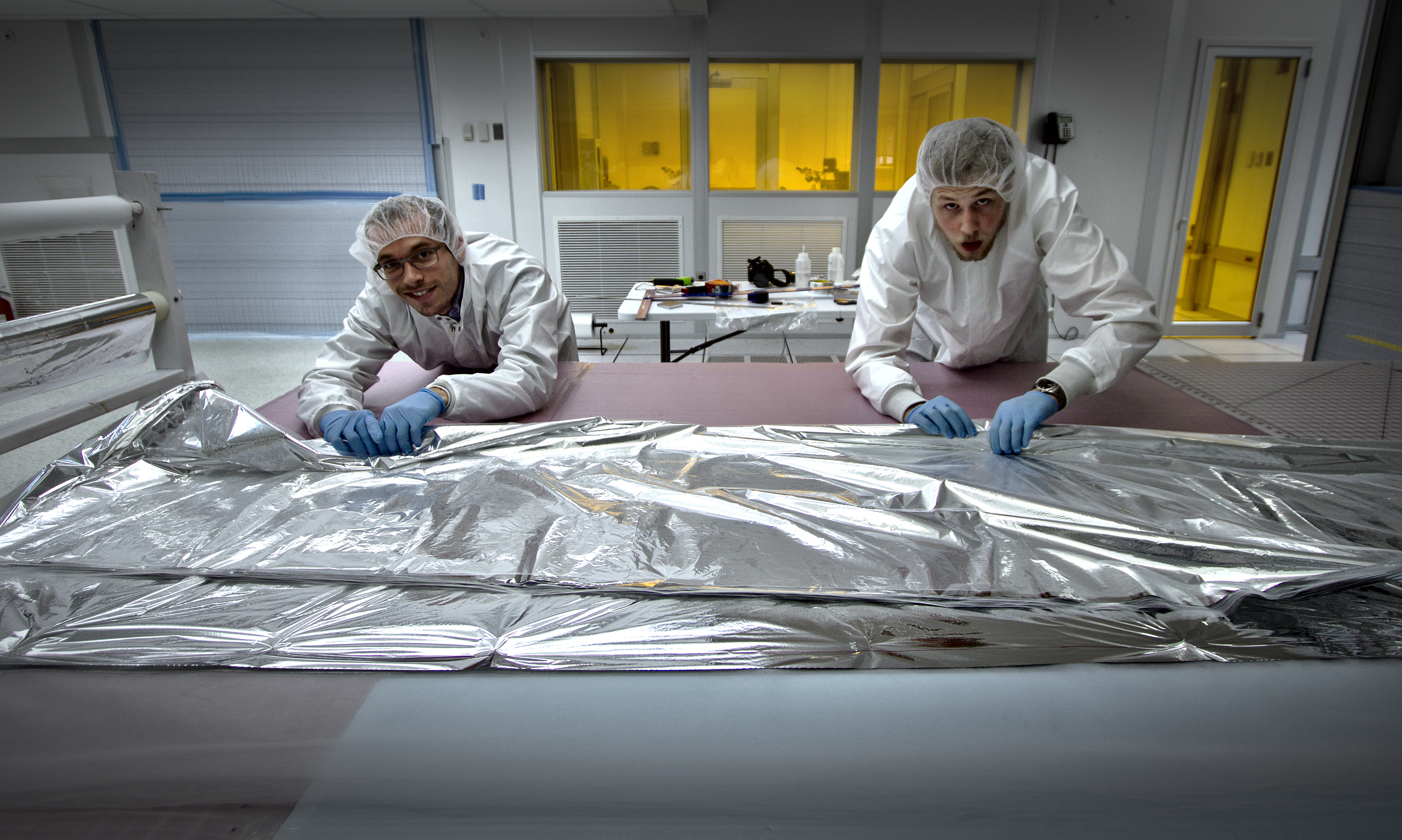 Foil Insulation Blanket Mli Blankets The Habitable Zone Planet Finder