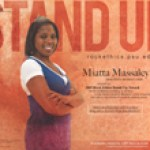 Stand Up Massaley