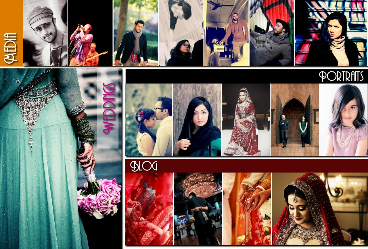 South Asian Wedding Graphy