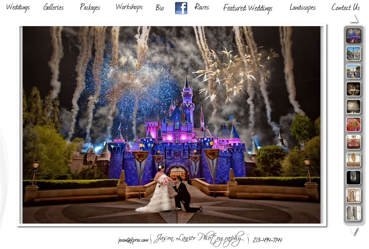 Disney Wedding Packages