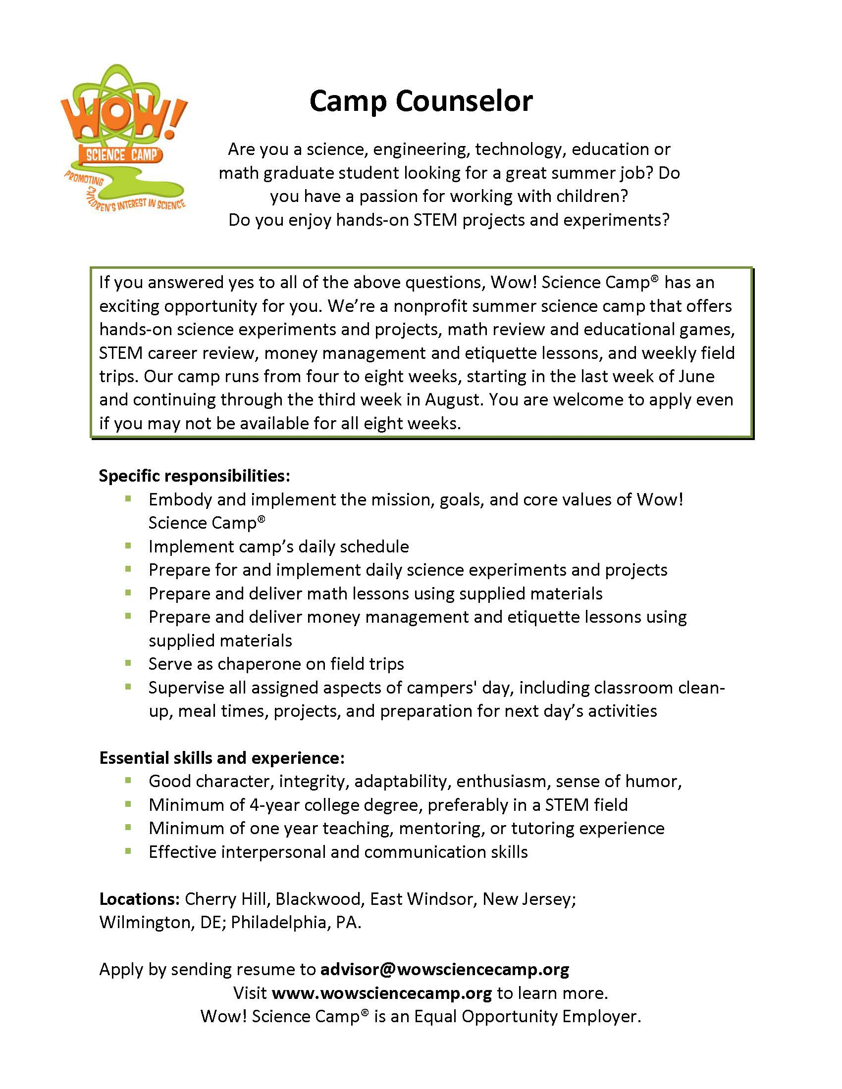 letter outlining your cover letter summer camp positions can ref medical assistant resume cover letter software developer cover letter example - Cover Letter For Summer Camp